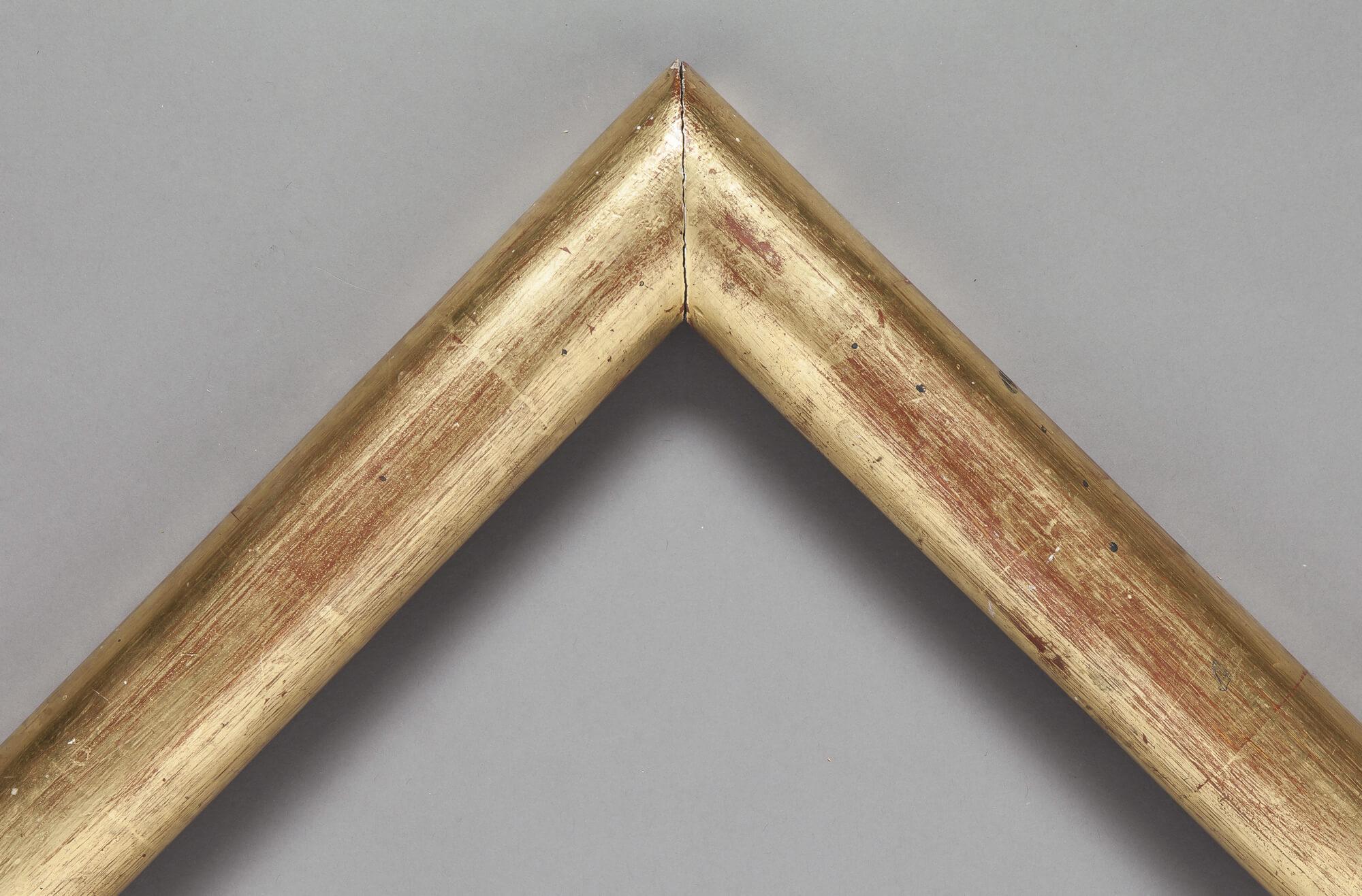 Gilded Hockey Frame