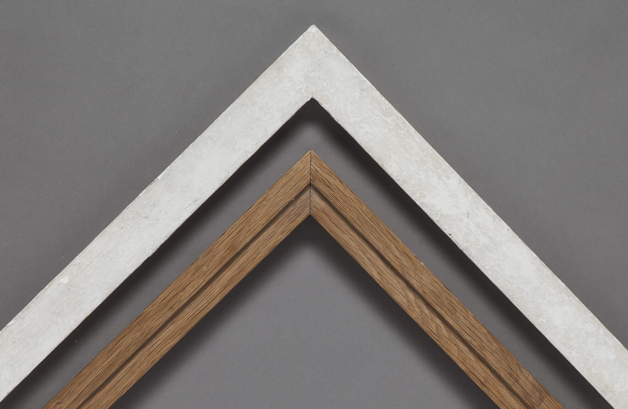 Two Contemporary Box Frames
