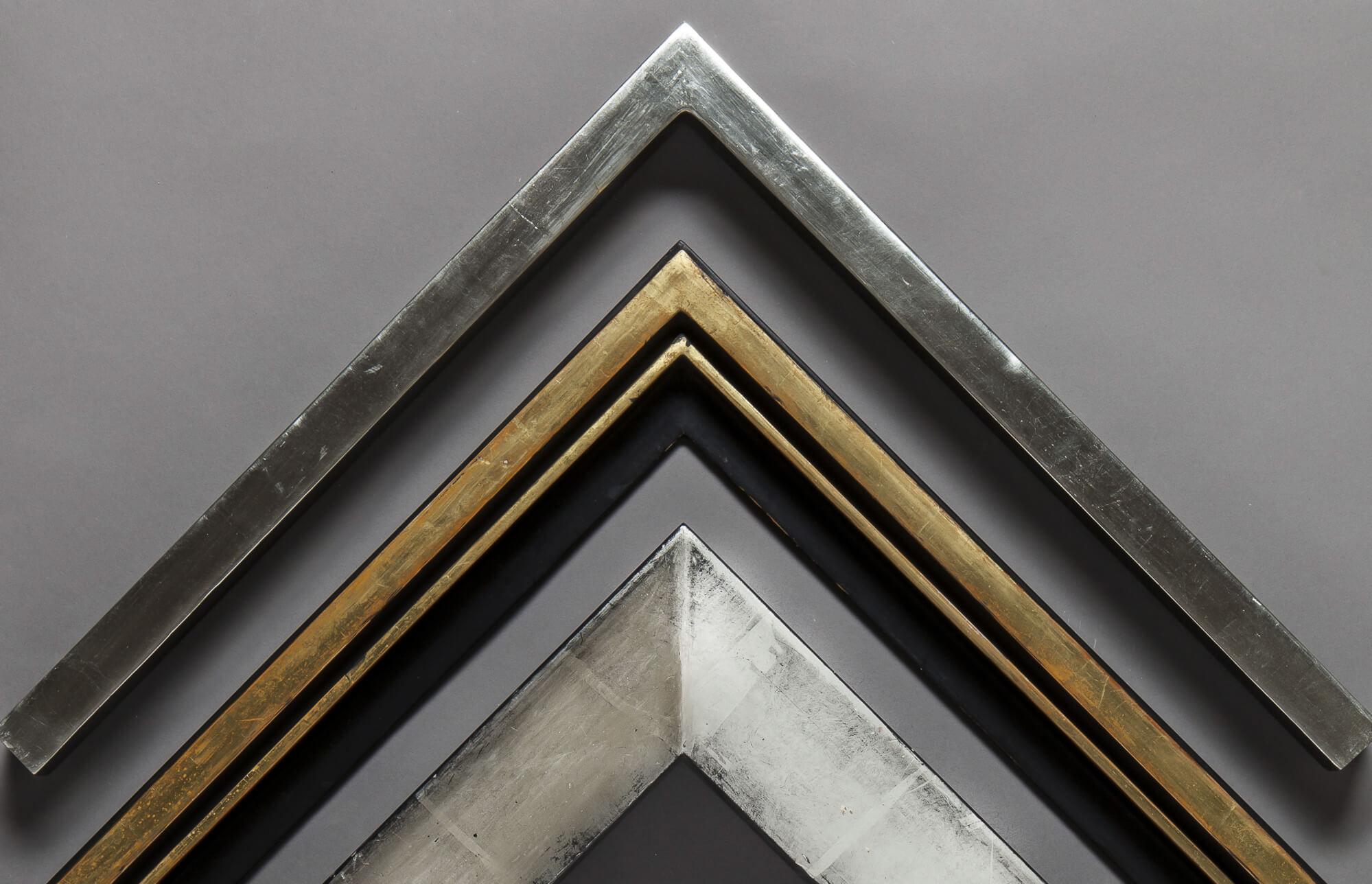 Three Contemporary Box Frames