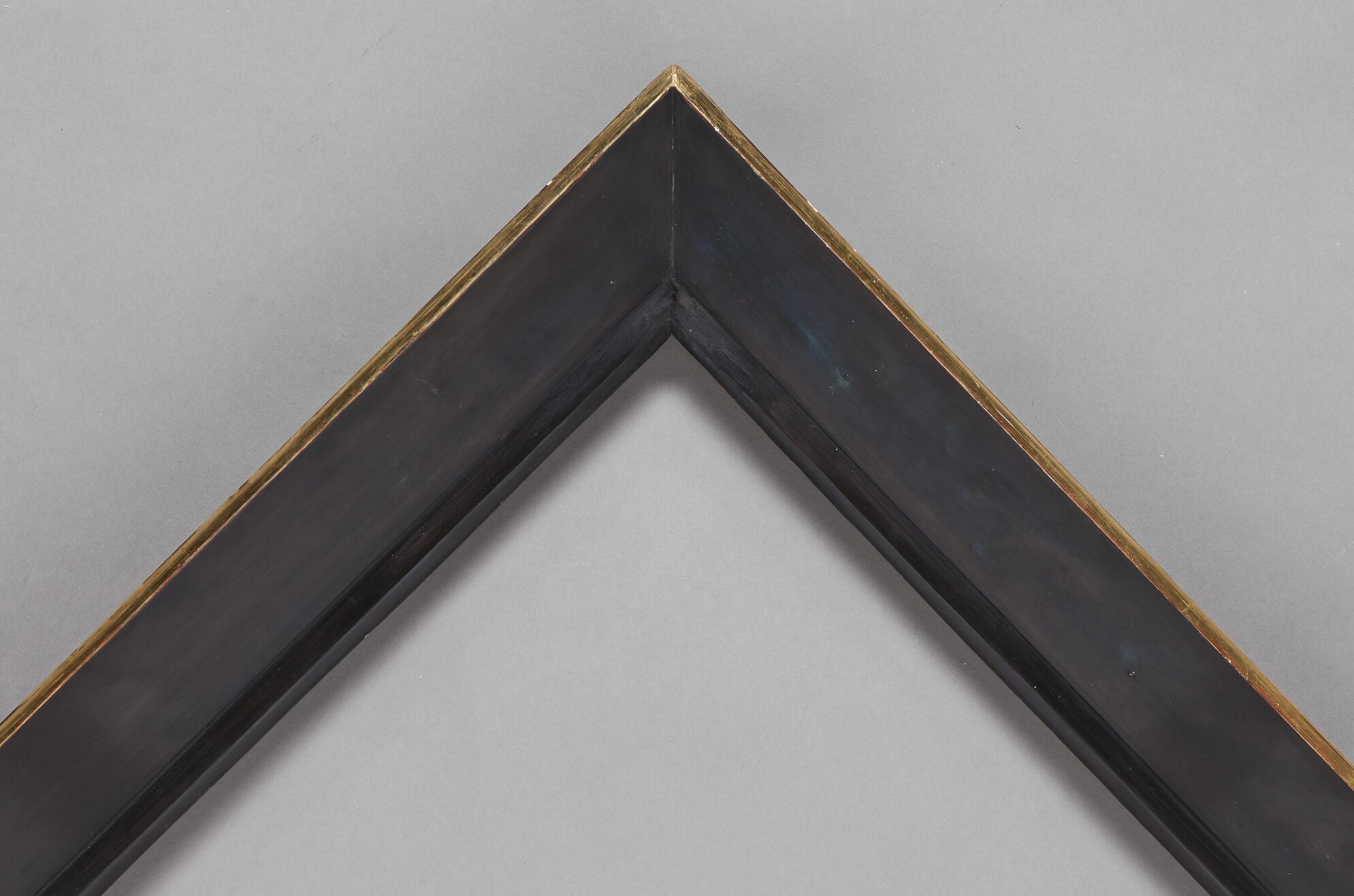 Angula Frame with Top Gilded Edge