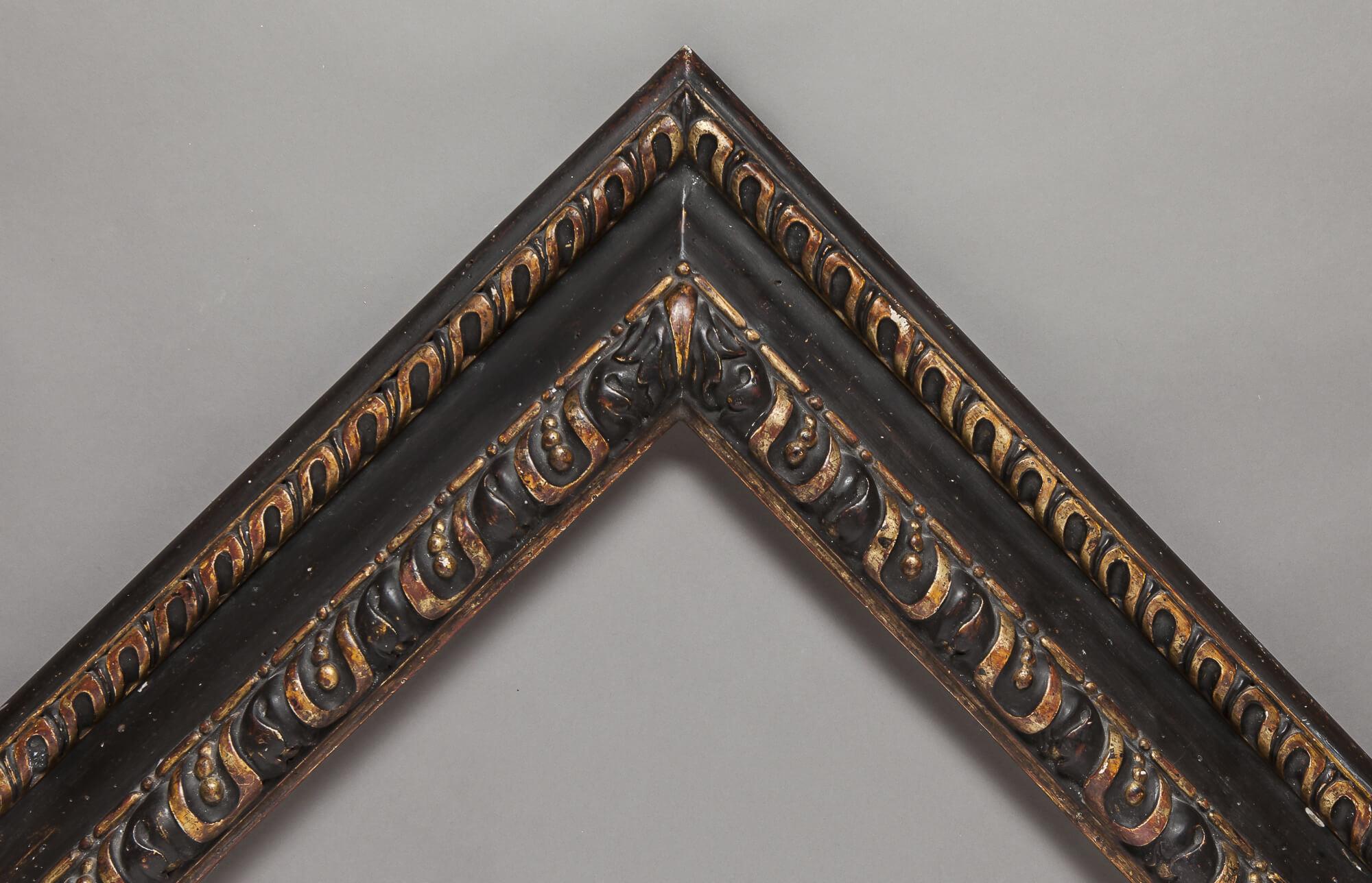 17th Century Ornate Reverse